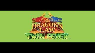 """*BIG WIN* """"DRAGON LAW TWIN FEVER"""" WHAT JUST HAPPENED!!!"""