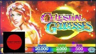 CHOY COIN DOA ~ HEIDI'S BIER HAUS ~ CELESTIAL GODDESSES ~ Live Slot Play @ San Manuel