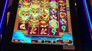 Dragon Emblem Jackpots Big Win Bonus