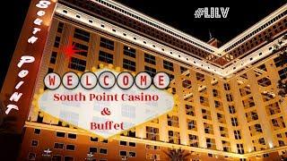 South Point Casino & Buffet!