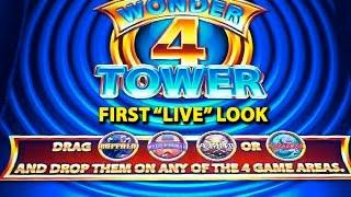 Wonder 4 Tower Slot Machine - Free to Play Online Demo Game
