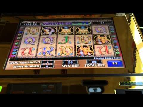 Cleopatra 2 HANDPAY jackpot high limit slots bonus