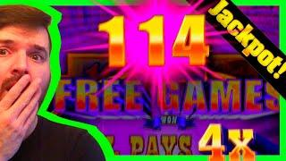 The MOST Spins On Buffalo Diamond Slot Machine On Youtube! Huge Jackpot Hand Pay W/SDGuy1234