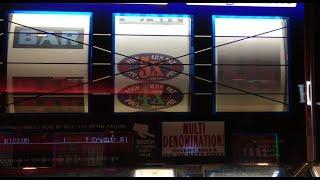 2x3x4x5x SUPER LUCKY TIMES PAY •LIVE PLAY• Slot Machine at Harrahs SoCal