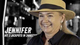 Jennifer Has 3 Big Jackpot Wins in 24 hours at San Manuel Casino! [Jackpot Stories - Ep.15]