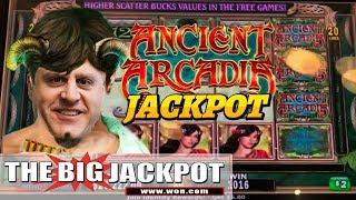 NEVER PLAYED BEFORE • $80 BET JACKPOT •️ Ancient Arcadia Slots •| The Big Jackpot