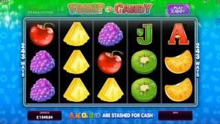 Fruit vs Candy Online Slot Promo