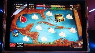 Pirates Loot Slot Bonus