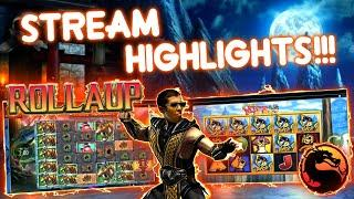 Trying a NEW Slot Stream Concept!! Stream Highlights!