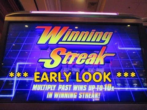 WMS - Winning Streak - Jungle Wild  *** Early Look ***