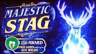 Majestic Stag slot machine, bonus