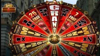 The Walking Dead Slot HUGE WINS (Heart Of Vegas) Jackpot Wins!