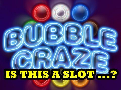 OLG.CA - Bubble Craze!  Is it a slot ...??