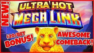 ★ Slots ★NEW SLOT ★ Slots ★Ultra Hot Mega Link Amazon Epic Comeback ★ Slots ★HIGH LIMIT $20 BONUS RO