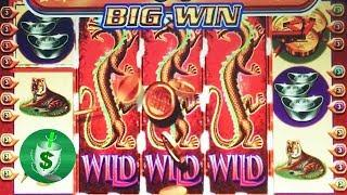 Game of Dragons II slot machine, Leaving Reno on a High Note