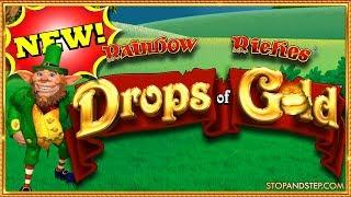 ** NEW ** Rainbow Riches Drops of Gold FIRST LOOK
