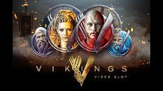 Vikings• Video Slot - NetEnt