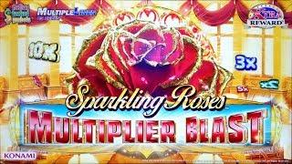 BIG WINS on SPARKLING ROSES MULTIPLIER BLAST + NEW GAMES SLOT POKIE BONUSES - PECHANGA