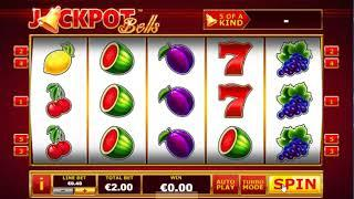 Jackpot Bells by Playtech mega exciting new slot!!!