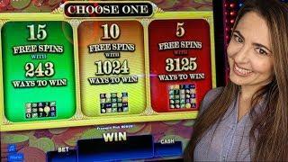RAKIN' BACON Bonus WINS in Las Vegas!