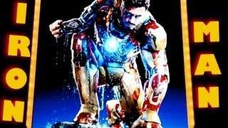 WMS - Iron Man **FIRST LOOK** - Slot Machine Bonus