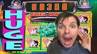 SUPER BIG WIN!! BRENT CAN'T STOP HIMSELF on 'PLANET MOOLAH'! • SOMEONE HELP ME!  • • BRENT SLOTS