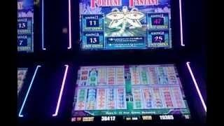 HUGE WIN Arisocrat Fortunes Fantasy Free Spin 39 Games MAX Bet