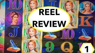 Reel Review SDGuy & Brent - Cinderella Dreams Come True Slot Machine