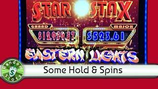 Star Stax Eastern Lights slot machine, Features