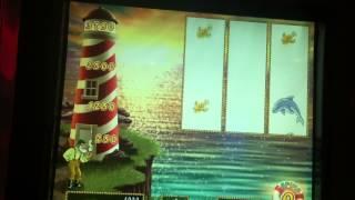 Lighthouse Loot Slot Machine Bonus - Splash Cash Bonus