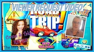 Viewer Request Video! • Road Trip • Driving Ms. Daisy or Thelma & Louise ~ Aristocrat•