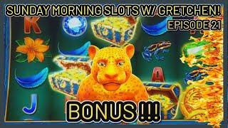 ⋆ Slots ⋆Ultra Hot Mega Link Amazon Slot Machine $10 Bonus ⋆ Slots ⋆SUNDAY MORNING SLOTS WITH GRETCH