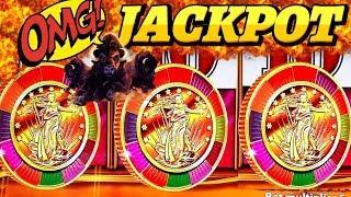 NEW Buffalo Gold REVOLUTION Slot Machine HANDPAY JACKPOT - Fantastic Session  Season 8   Episode #22