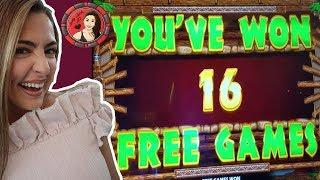 Amazing Comeback! My BIGGEST HANDPAY on Mighty Cash Outback Slot EVER!