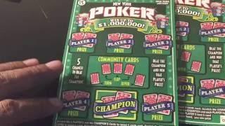 Buffalo thunder poker tournament schedule