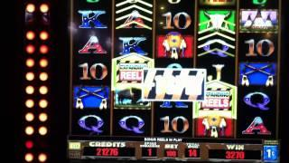 Thundering Herd Slot Machine Bonus Win