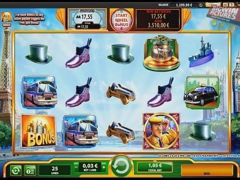 Super Monopoly Money - Money Wheel Bonus!