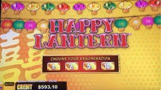 Happy Lantern •️ Lightning Link •️ - Huge Bonus Wins • ! Aria Casino