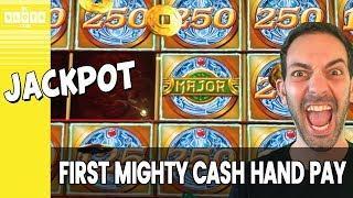 •️ 1st Mighty HANDPAY • JACKPOT @ San Manuel Casino • BCSlots
