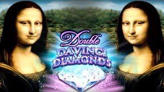 Double Davinci Diamonds Slot - NICE BONUS SESSION!