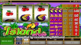 All Slots Casino's Island Style Classic Slots