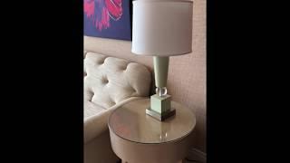 Wynn Las Vegas Hotel Suite Video by Maggie Santoya. Luxury Hotel on Las Vegas Strip