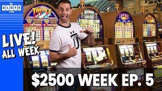 • FRI LIVE •️ Ep. 5 • $2500 @ San Manuel Casino • BCSlots (S. 13 • Ep. 5)