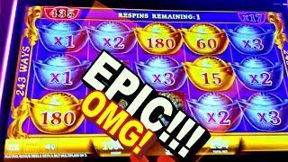 AMAZING NEW SLOT MACHINE!! * MAYBE MY NEW FAVORITE!!!! - Las Vegas Casino New Slot Machine