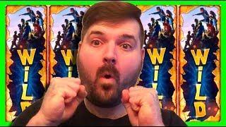 MASSIVE BONUS ROUND of WINNING! A FEATURE EVERY BONUS SPIN! Goonies Slot Machine W/ SDGuy1234
