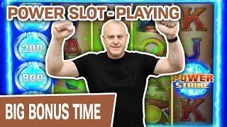 ⋆ Slots ⋆ POWER Slot-Playing With POWER Strike ⋆ Slots ⋆ You Do NOT Want to Miss This INCREDIBLE Game