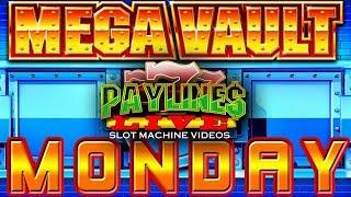 • MEGA VAULT MONDAY!  • LIVE FROM THE SLOT MUSEUM