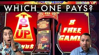 BIG WINS on NEW RISING FORTUNES SLOT - Free Games & Top Up Bonuses