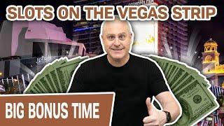 ⋆ Slots ⋆ Cosmopolitan Las Vegas High-Limit Slots! ⋆ Slots ⋆ WINNING on the LAS VEGAS STRIP!