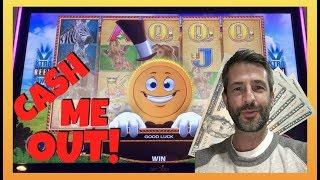 IT'S CASH ME OUT TIME #21! MR. CASHMAN • HEIDI'S BEER HOUSE • SLOT MACHINE STRATEGY